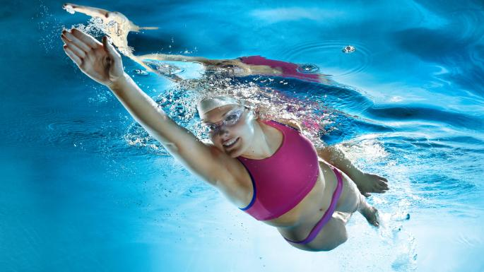 Swimming To Lose Weight - The Best Slimming Workout