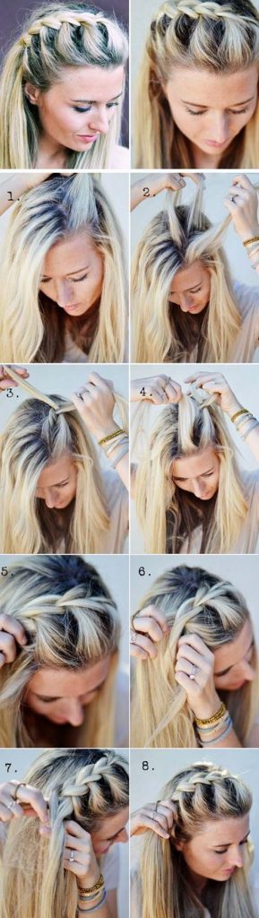 The Ultimate Mermaid Braid Tutorial For The Newbie
