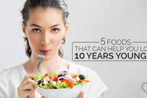 5 Foods That Make You Look Younger