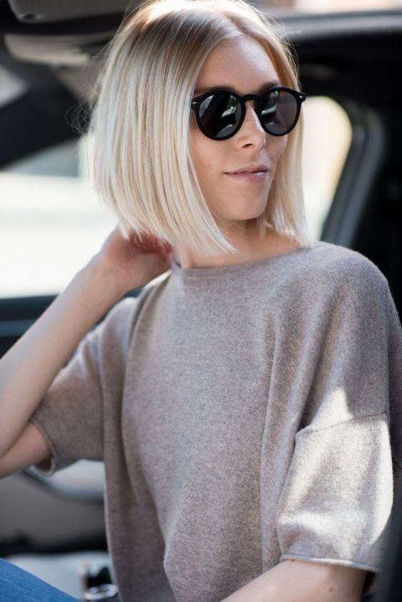 12 Easy Bob Hairstyles & Haircuts To Fulfill Your Fashion Interest