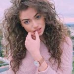30 Trendy Curly Hairstyles For Long Hair For You Might Give A Try