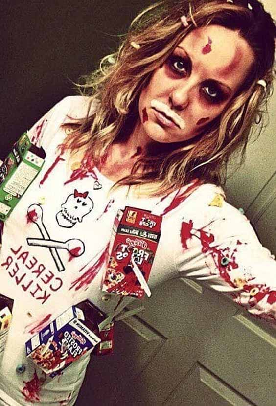 11 Easy & Cheap Adult Halloween Costumes Ideas