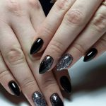 14 Amazing Nail Art Designs Inspired From Red And Black