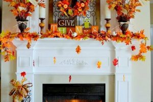 15 Amazing Thanksgiving Decorations for Home Ideas