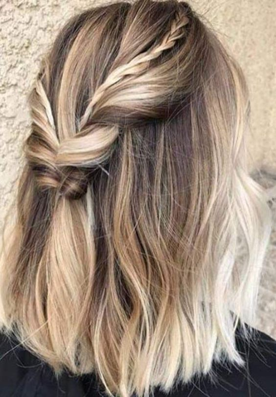 13 Stunning Prom Hairstyles for Short Hair To Try This Season (21)