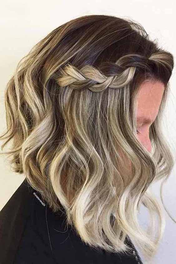 13 Stunning Prom Hairstyles for Short Hair To Try This Season