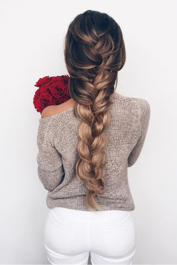 10 Head Turning Prom Hairstyles Updos for Long Hair 2020