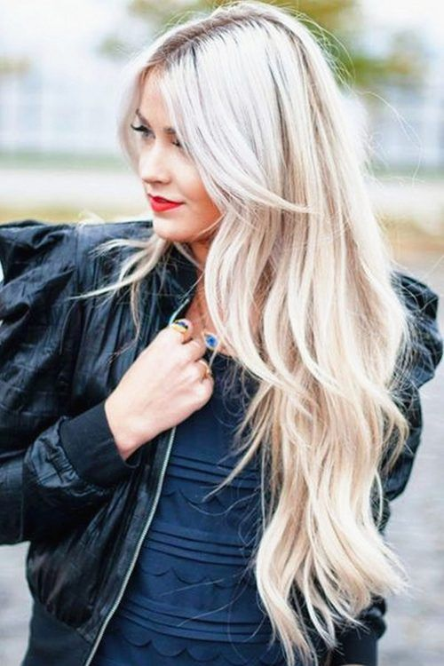 13 Fabulous Blonde Long Hairstyles And Haircuts 2020