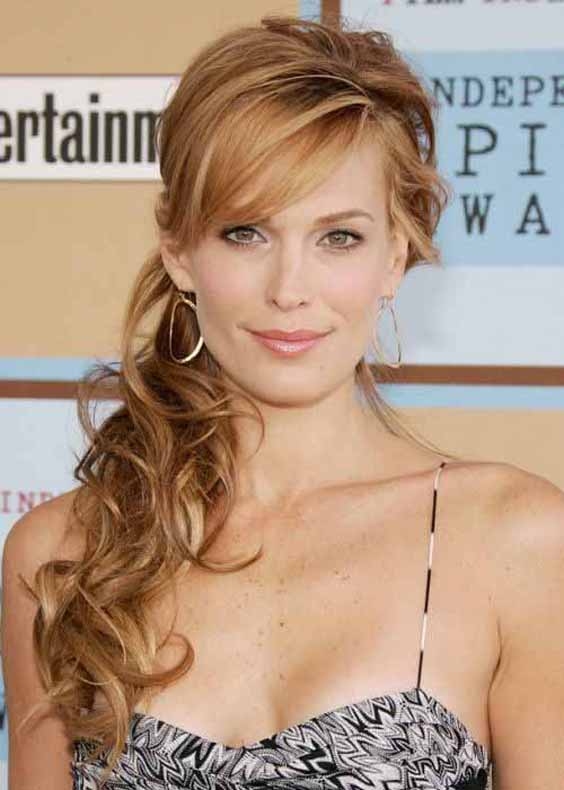 5 Easy Long Bangs Hairstyles for you in 2020