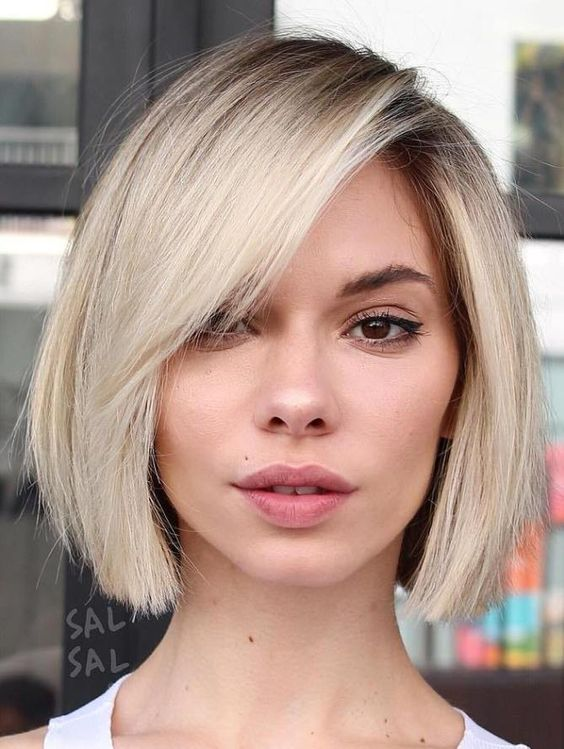 11 lovely Short Hairstyles For Thin Hair 2020