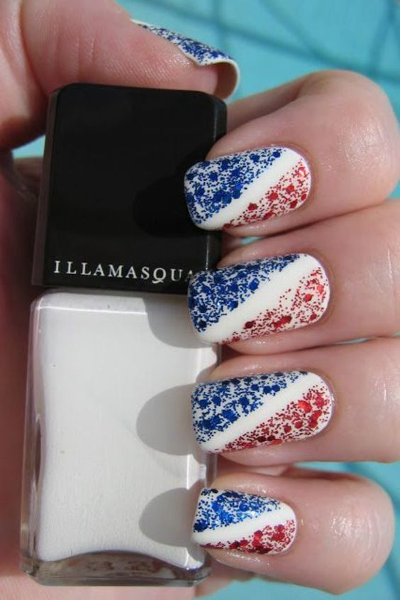 15 Th of July 10 Most Excited Acrylic Nail Art Design 2020 (15)