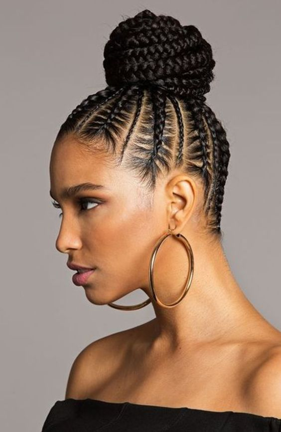 15 Unbelievable Natural Hairstyles for Black Women (1)