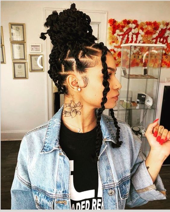 25 Unbelievable Natural Hairstyles For Black Women
