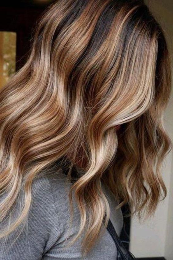 13 Extra Ordinary Fall Hair Color for Blondes (11)