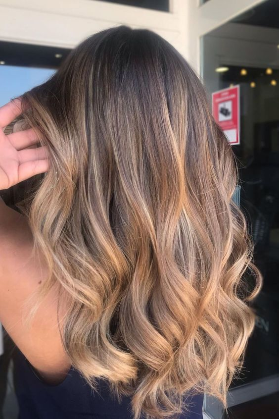15 Most Exclusive Caramel Fall Hair Color For Blondes