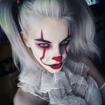 21 Best Out Of Best Halloween Pennywise Makeup For This Year