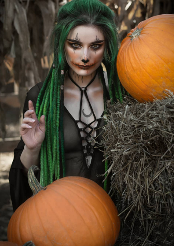 21 Most Challenging Halloween Aesthetic Witch With Full Of Excitement