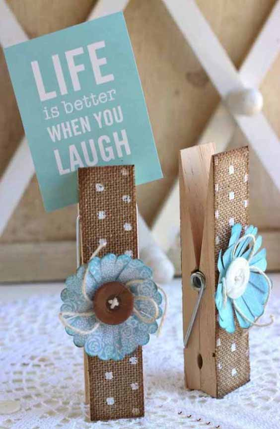 25 Interesting and eye catchy DIY Clothes pin crafts you must try
