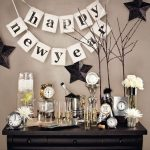 17 Awesome Decorations For New Year's Party Be Amazed.