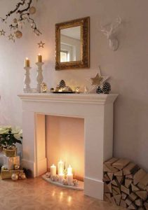 23 Gorgeous Christmas Decoration Ideas: Paint Your Home With Festive Colours