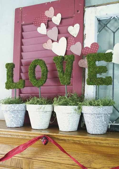 14 Romantic Ideas of Home Decoration for Valentine's Day