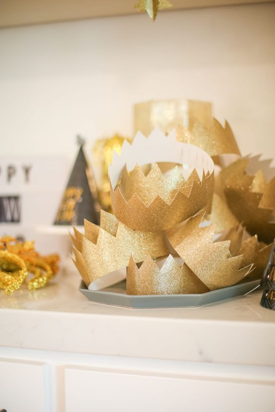 17 Awesome Decorations For New Year's Party (1)