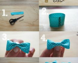 5 Cute & Sweet Hair Bows Ideas For Valentine's Day