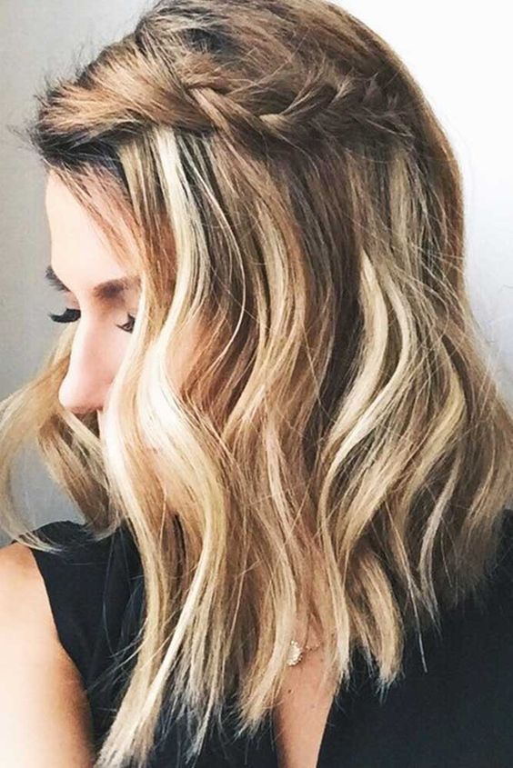7 Fantastic Medium Length Hairstyles for Your Fine Hair! (11)
