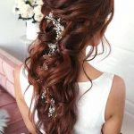 7 Very Beautiful Half Up Half Down Hairstyles to Wear on Your Wedding!