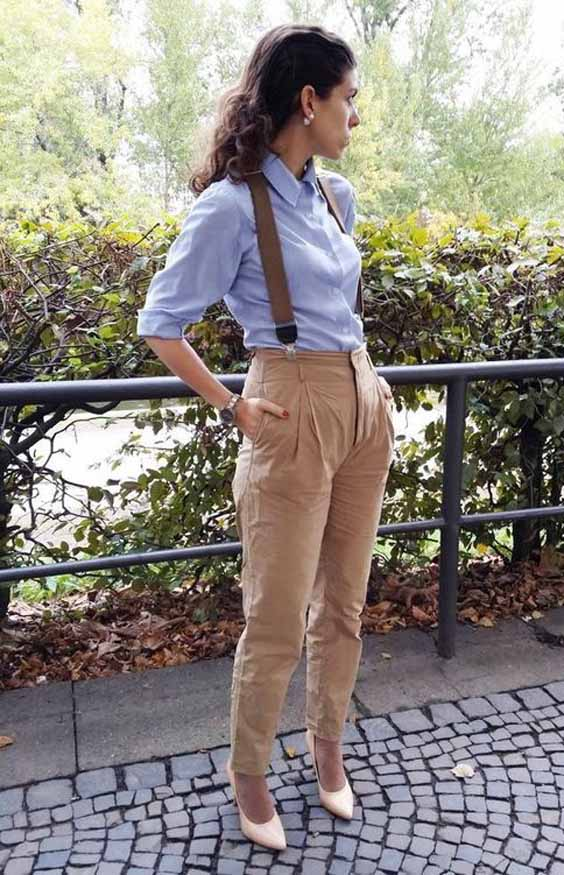 9 of the Best Spring Clothing Style include Pants for Women You Should Apply!