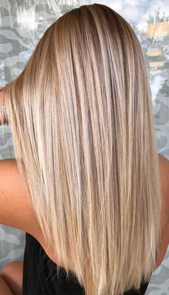 Different Hair Color Ideas for Blonds in this Valentine (10)