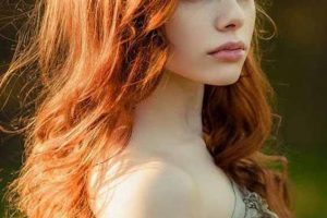 10 Different Pictures for Different Red Hair Color With Blonde Try This Spring