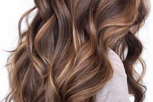 10 Latest Hottest Spring Hair Color For Brunettes Balayage