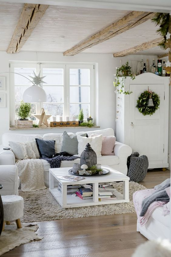 11 Latest And More Attractive Spring Home Decor Living Room Ideas
