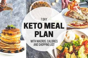 7 Day Keto Meal Plan to Lose Your Weight Up to 10 Pounds