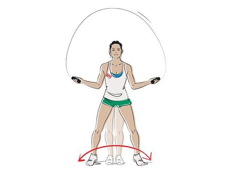 Skipping Rope Workout Challenge for You
