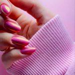 30 Dazzling Summer Nail Art Designs 2020 (neon hot pink).