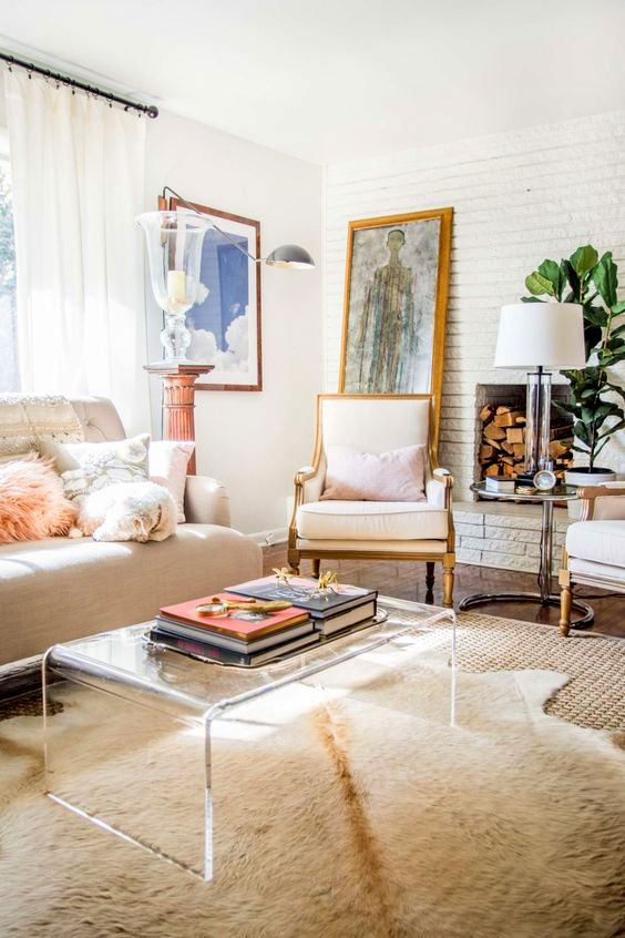 30 Elegant Summer Living Room Decor Ideas You Can Actually Adopt