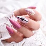 30 Gorgeous Looking Almond Color Acrylic Nail Designs For This Summer!