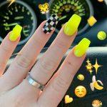 30 Hot Summer Nail Art Designs Neon