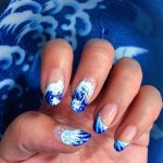 30 Ocean Beach Nail Designs That You Can Try On This Summer