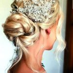 30 Simple & Gorgeous Summer Wedding Hairstyles Updo For Any Skin Tone