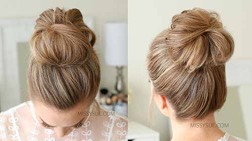 4 Best Summer Messy Bun Hairstyles With Proper Tutorial