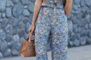 9 Classy And Rare Summer Jumpsuit Outfit With Some Important Tips