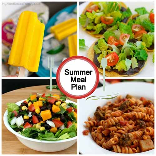 Perfect Summer Meal Plan With Some Necessary Tips To Stay Healthy