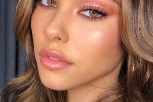 21 Bright Spring Pink Makeup Eye Shadows Step By Step 2021