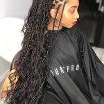 20 Trendy Crochet Braid Hairstyles That You Don't Want To Miss 2021