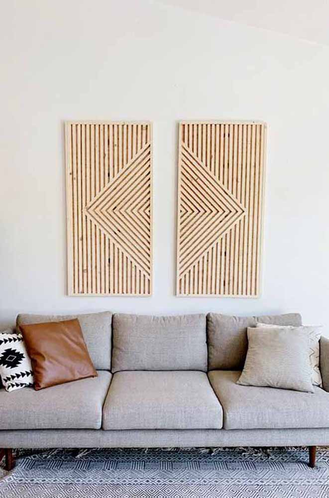 21 Unbelievable DIY Home Decors For Apartments Wall Art