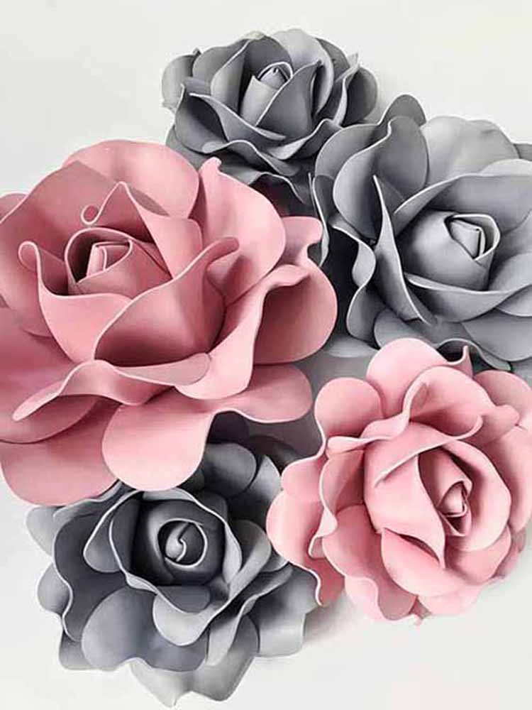 23 Marvelous DIY Flowers Paper For The Best Home And Celebration Decoration