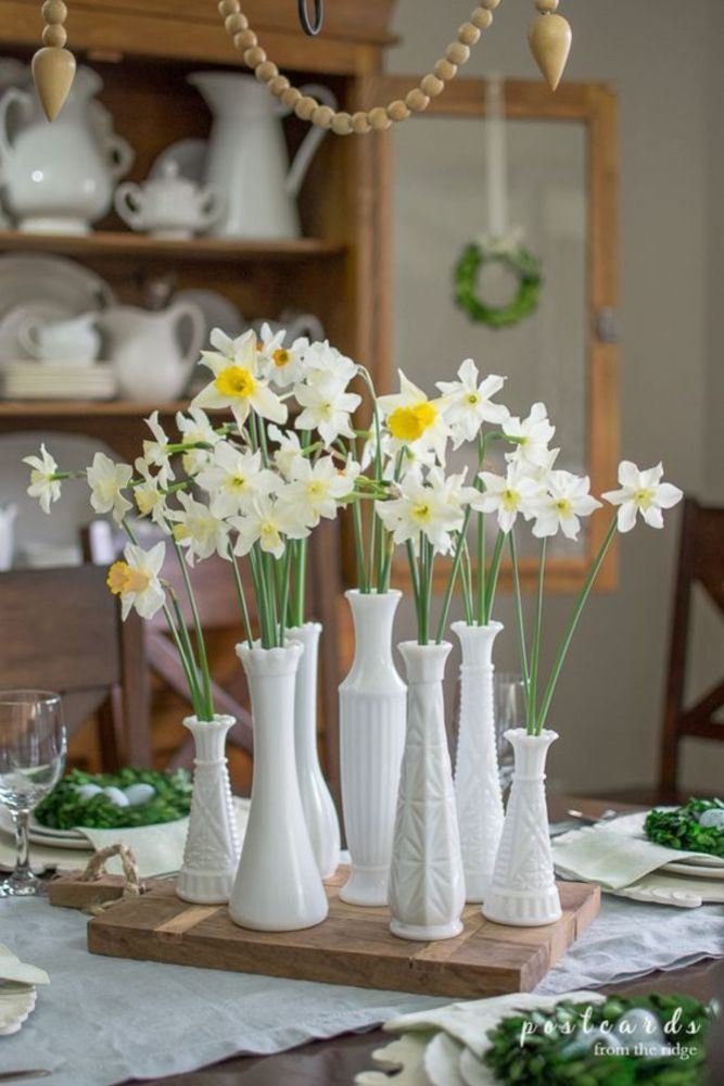 25 Best DIY Spring Table Decorations For Home